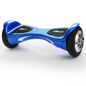 2016 New Design UL 2272 Ce Approved with Bluetooth Speaker Two Wheel Hoverboard