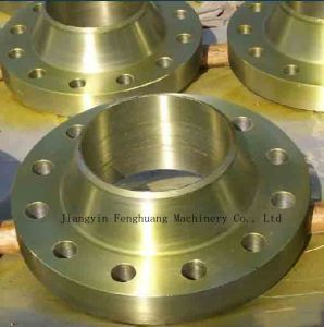 Aluminium Alloy Steel Forging Flange pictures & photos