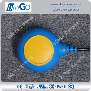 Throw-in Type Vertical Water Level Switch for Water Tank with PVC/Rubber Cable pictures & photos
