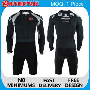 5a40a343b China PRO Compression Long Sleeve Custom Design Triathlon Suit ...