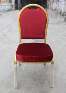Hotel Restaurant Stacking Banquet Chair pictures & photos