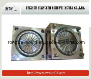 20 Cavities Fork Mould with 718h Steel Core and Cavity