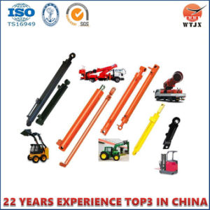 Double Acting Hydraulic Cylinder Used for Special Equipment pictures & photos