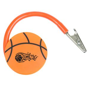 Plastic Basketball Flat Memo Holder (PM230) pictures & photos
