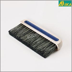 Black Paperhanging Brush (wooden handle)