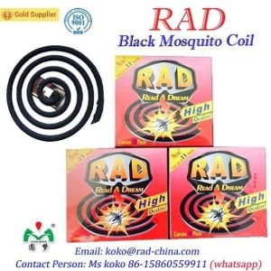 147mm Rad High Quality Mosquito Coil Repellent
