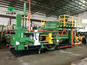 Gas/ Electricity/ Oil Aluminium Extrusion Press/Extruder