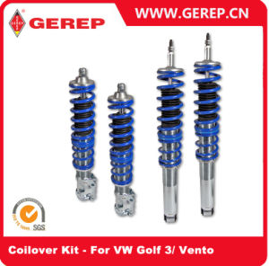 Height/Hardness Adjustable Coilover for VW Golf 3/ Vento Suspension Kit