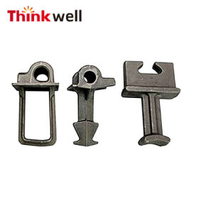 2017 Hot Sale Railroad Accessories Casting Weld-on Rail Fastener Shoulder pictures & photos