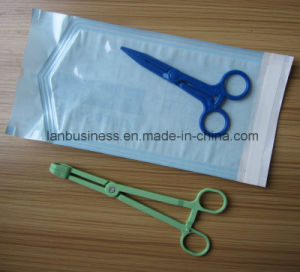 Cheap Price Disposable Medical Self-Sealing Sterilization Pouch pictures & photos