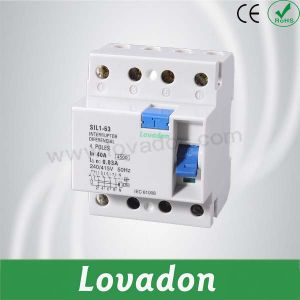 Best Sales Sil1 Series RCCB Residual Current Circuit Breaker pictures & photos