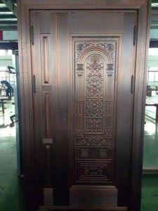 Son-Mother High Quality Copper Door pictures & photos