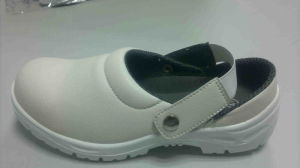 Shanghai Lingtech White Safety Sandals pictures & photos