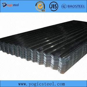 Corrugated Steel Roofing Sheet for Building Material Steel pictures & photos