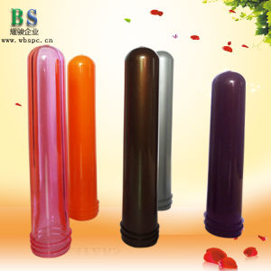 24mm 25g Plastic Pet Preform for Cosmetic Bottles pictures & photos