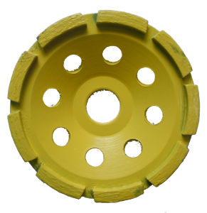 Best Quality Diamond Cup Wheel in Good Price pictures & photos