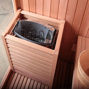 Monalisa 2 Person Sexy Design Hot Sale Sauna Room (M-6040) pictures & photos