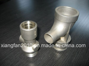 Stainless Steel Interface, Fluid Equipment Parts
