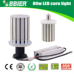 Street Lighting 80 Watt LED Corn Bulb with Nature White 4000k pictures & photos