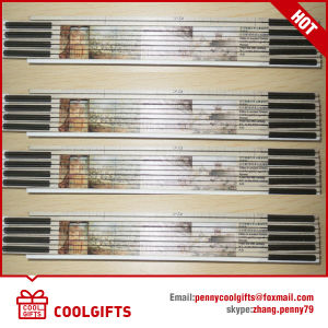 Hot Sell Promotional Gift 2m 10 Fold Wooden Folding Ruler pictures & photos