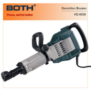 1800W Professional Electric Breaker Hammer (HD6009) pictures & photos