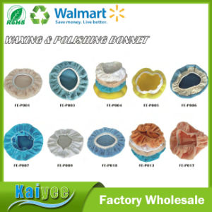 Wholesale Custom Dedicated Car Waxing Polishing Bonnet pictures & photos