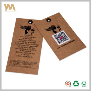 Top Sale Customized Paper Packaging Label pictures & photos
