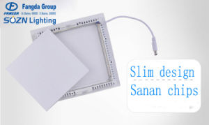 3W LED Panel Lighting for Indoor Use with High Quality