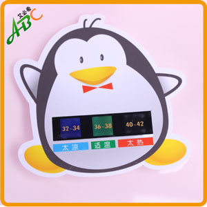 Funny Cartoon Color Changing Baby Forehead Thermometer