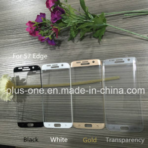 3D Curved Mobile Phone Accessories Tempered Glass Screen Protector for Sam Galaxy S7 Edge