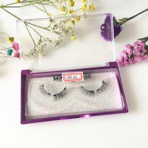 a84da732ae8 China 3D Silk Mink Ultra Thin Magnetic False Eyelashes - China Mink ...