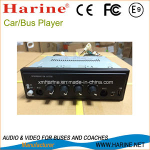 Three Way Mic Input Build-in Amplifier Car Stereos pictures & photos