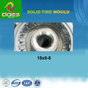 18X9-8 Solid Tubeless Tyre Mould pictures & photos