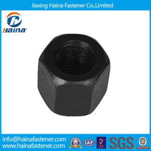 8.8 Grade Black Nuts and Bolts, High Strength Black Nuts & Heavy Hex Bolts pictures & photos