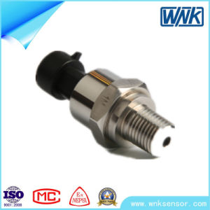 Compact 316L 2-Wire Stainless Steel Pressure Sensor with Output 4-20mA/Spi / I2c/ 0.5-4.5V pictures & photos