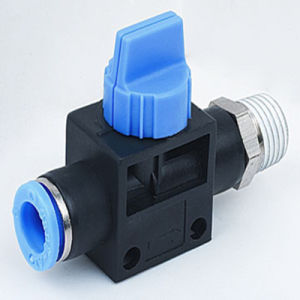 Pneumatic Fittings Hand Valves Hvfs