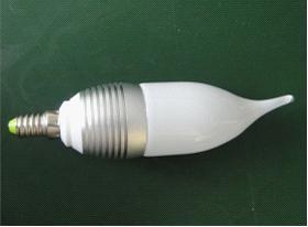 SDS Series 3W LED Candle Light Oh-Syjp-03 (180ML) 220V