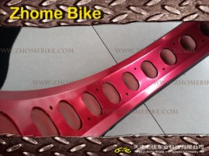 Bicycle Parts/Fat Bike Holed Rim 75mm/100mm Wide/Anodized Color Zh15rmh01