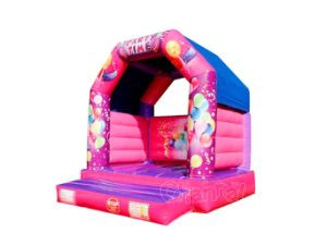Party Time Inflatable Jump House Bouncer Chb593