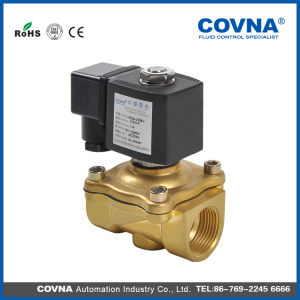 Solenoid Valve for Hot Water