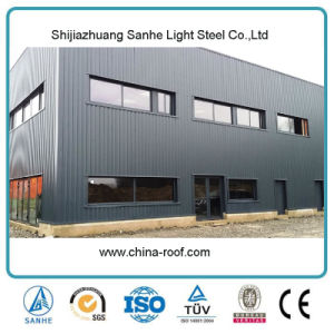 China Prefabricated Modular Cheap Prefab Steel Structure Storage Building  House