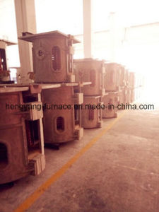 Aluminum Shell If Melting Furnace pictures & photos