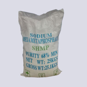 Sodium Hexametaphosphate/ SHMP/ Purity 68% pictures & photos