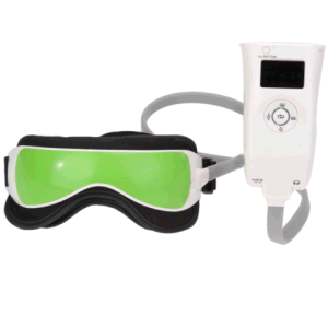 Infrared Heat Eye Massager Heating Therapy Eye Care Mask Relax Forehead Top Quality pictures & photos