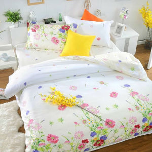 china custom made printed sublimation bedsheet china sublimation