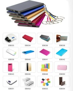 2600mAh Portable Lipstick Power Bank for Mobile (EB001) pictures & photos