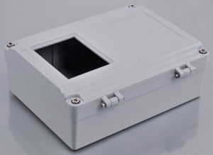 Meter Enclosure Waterproof IP68 Aluminum Die Casting pictures & photos