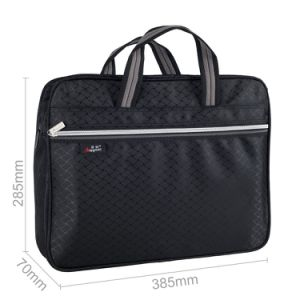 Nylon Waterproof Laptop Case with Side Pockets for MacBook pictures & photos