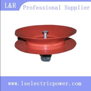 Cap and Pin Type Suspension Porcelain Composite Insulator (FXWP-70) pictures & photos