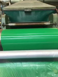 Customize Rubber Sheet, Rubber Rolls, Rubber Mat, Rubber Flooring with 3-6mm X 1-1.6m X 10-20m